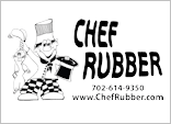 Chef Rubber